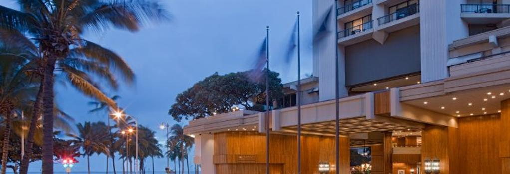 Hyatt Regency Waikiki Beach Resort And Spa - 檀香山 - 建築
