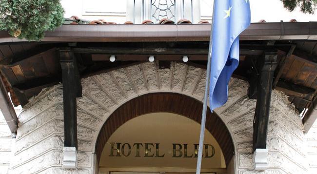 Hotel Bled - 羅馬 - 建築