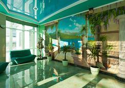 摩爾酒店 - 秋明 - 休閒室