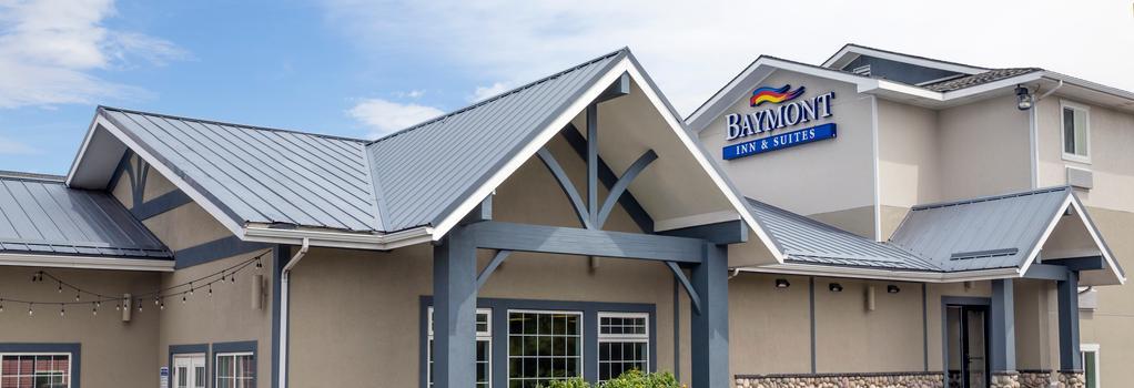 Baymont Inn & Suites Spokane Valley - Spokane - 建築