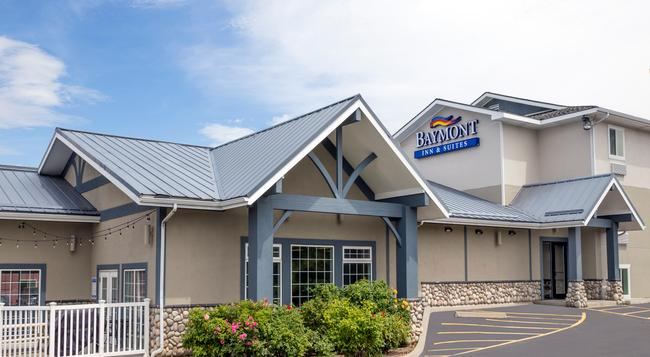 Baymont Inn & Suites Spokane Valley - Spokane - 建築