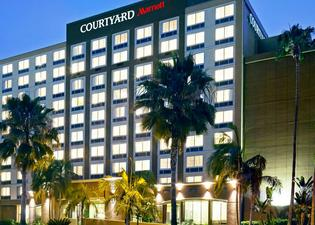 Courtyard by Marriott San Diego Mission Valley Hotel Circle