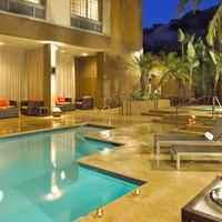 Courtyard by Marriott San Diego Mission Valley Hotel Circle Health club