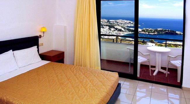 Pela Mare Hotel - Agia Pelagia (Malevizi) - 臥室