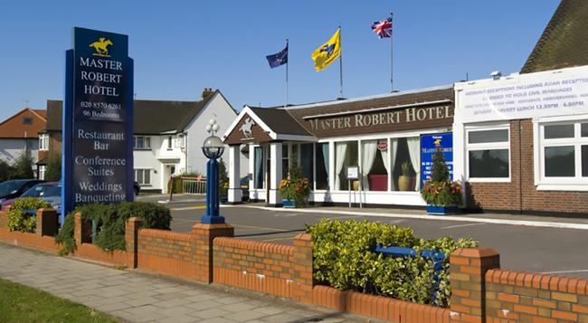 The Master Robert Hotel - 豪士羅 - 建築