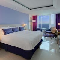 Hilton Cartagena Hotel Guest room