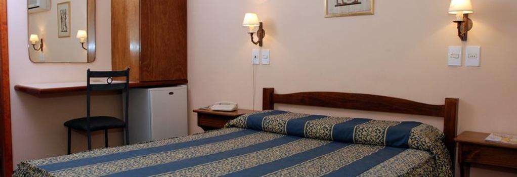 Hotel Sol Colonia - Colonia - 臥室