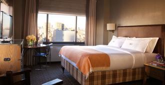 蘇豪大飯店 - 紐約 - 臥室