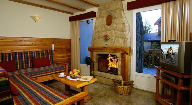 Villa Huinid Lodge - 聖卡洛斯-德巴里洛切 - 臥室