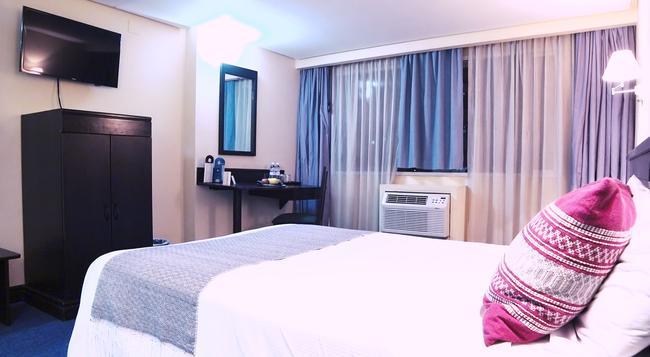 Hotel Fontan Reforma Mexico - 墨西哥城 - 臥室