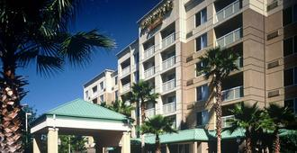 奧蘭多市中心萬豪萬怡酒店 - 奧蘭多 - 建築