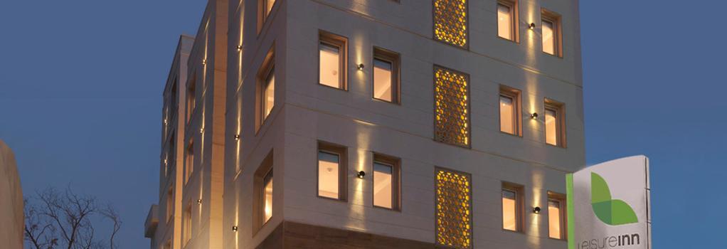 Leisure Inn West Gurgaon - 古爾岡 - 建築