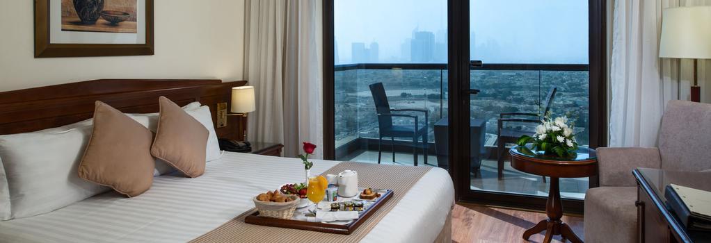 Majestic Hotel Tower - 杜拜 - 臥室