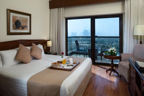 迪拜塔大華飯店 - 杜拜 - 臥室