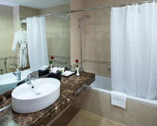 迪拜塔大華飯店 - 杜拜 - 浴室