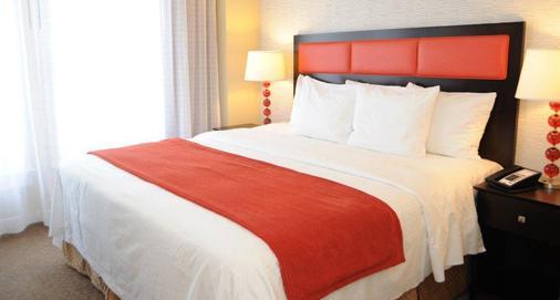 菲爾德亞特蘭大市中心萬豪酒店 - 亞特蘭大 - 臥室