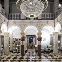 Hotel de la Paix, a Ritz-Carlton Partner Hotel Lobby