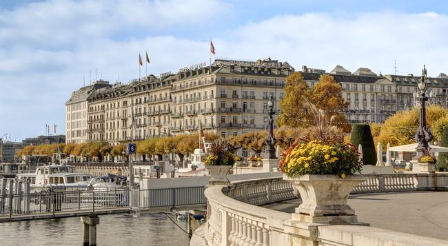 Hotel de la Paix, a Ritz-Carlton Partner Hotel - 日內瓦 - 建築