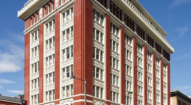 Hotel Teatro - 丹佛 - 建築