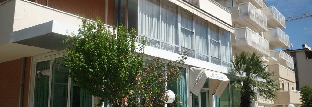 Hotel Maena - 里米尼 - 建築