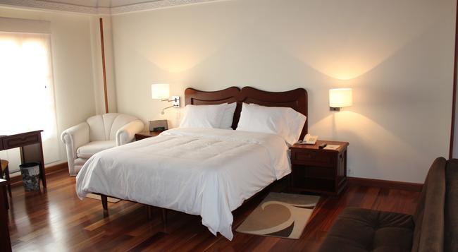 Santa Lucia Hotel Boutique Spa - Bogotá - 臥室