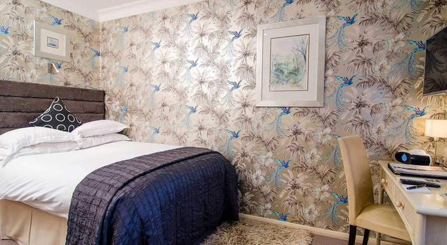 Beaufort Hotel - 倫敦 - 臥室
