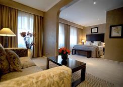 博福特酒店 - 倫敦 - 臥室