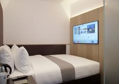 肖爾迪奇Z酒店 - 倫敦 - 臥室