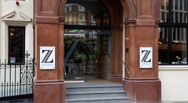 The Z Hotel Shoreditch - 倫敦 - 建築