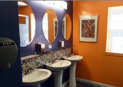 費城蘋果旅館 - 費城 - 浴室