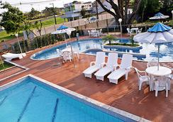 伊瓜蘇桑巴福斯酒店 - 福斯的伊瓜蘇 - 游泳池