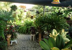 阿魯巴隱藏的伊甸園住宿加早餐旅館 - 奧臘涅斯塔德 - 室外景