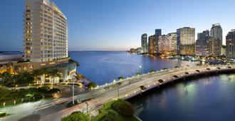 邁阿密文華東方飯店 - 邁阿密 - 建築