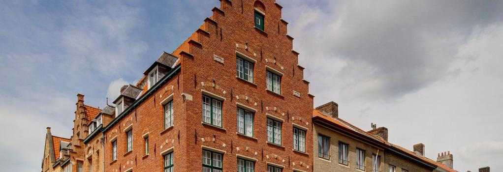 Hotel Jacobs Brugge - 布魯日 - 建築