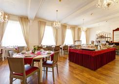 布魯日雅各布酒店 - 布魯日 - 餐廳