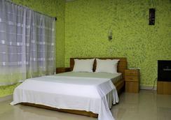 Big Apple D.E Hotel - 阿克拉 - 臥室