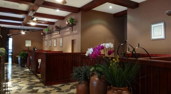 Yinchuan Sheng Shi Garden Hotel - 銀川 - 餐廳