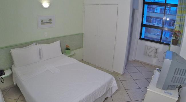 Hotel San Marco - 里約熱內盧 - 臥室