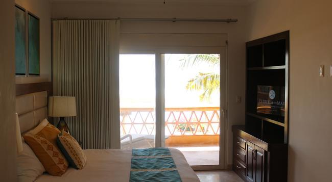 Estrella Del Mar Golf Condos & Beach Resort Mazatlan - 馬薩特蘭 - 臥室