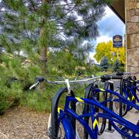 Best Western Plus Boulder Inn Complimentary Bikes