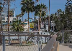 聖莫尼卡海灘海洋酒店 - 聖莫尼卡 - 室外景