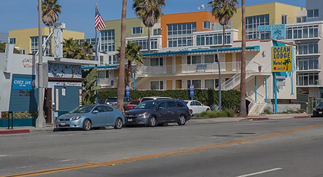 Ocean Lodge Santa Monica Beach Hotel - 聖莫尼卡 - 建築