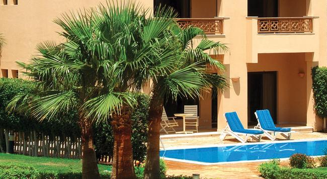 Movenpick Resort Hurghada - 赫爾格達 - 游泳池