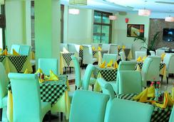 Nomad Palace Hotel - 內羅畢 - 餐廳