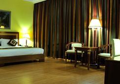 Nomad Palace Hotel - 內羅畢 - 臥室