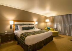 華雷斯城盧魯斯那酒店 - 華雷斯城 - 臥室