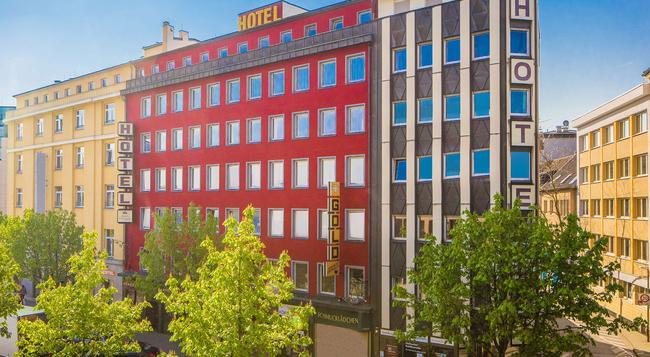 Hotel Konigshof - 多特蒙德 - 建築