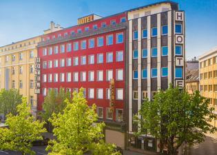 國王花園高級總站酒店