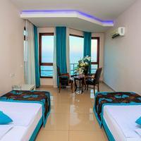 Kleopatra Ada Beach Hotel Guestroom