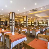 Kleopatra Ada Beach Hotel Restaurant